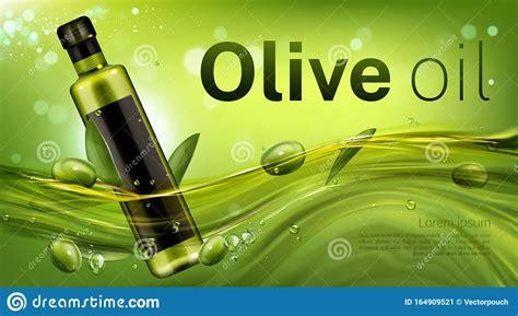 Oil bottle and spices packaging mockup. Olive Oil Bottle Mockup Banner, Vegetable Product Stock ...