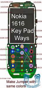 Ripon Cht  Nokia 1616 Keypad Way
