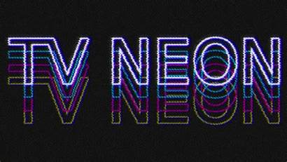 Neon Secure Gifs