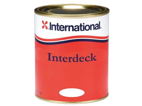 lake side chandlery interdeck paint  international