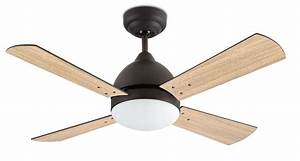 Ceiling fan with light bulb : Large ceiling fan complete with light d mm