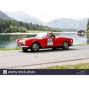 Alfa Romeo Classic Car Rally Stock Photos &