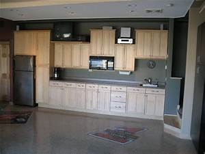 garage kitchen - G-F One Garage Floor Coatings