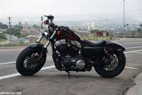 Harley Davidson Forty Eight Image by 2017 Harley Davidson Forty Eight Sportster Review