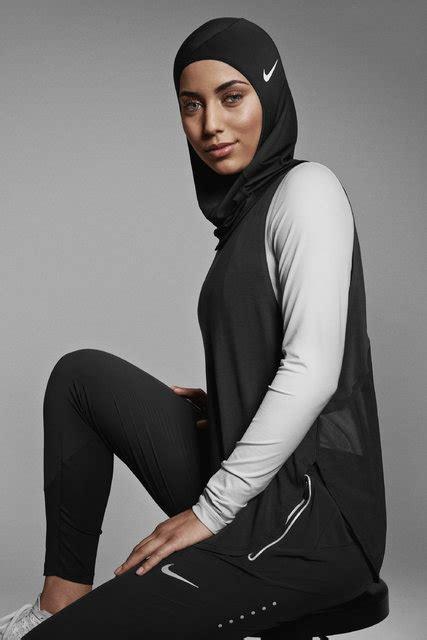 nike reveals  pro hijab  muslim athletes