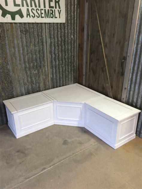 kitchen bench seating ideas banquette corner bench seat with storage by prairiewoodworking storage ideas pinterest