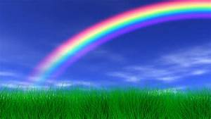Rainbow Background Stock Footage Video | Shutterstock