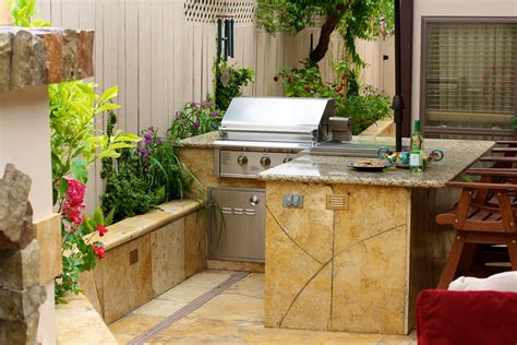 small outdoor kitchen ideas small outdoor kitchen michael glassman associates