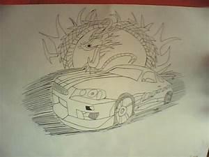 Dessin Fast And Furious : voiture dans fast and furious le regard est la grande arme de la coquetterie ~ Maxctalentgroup.com Avis de Voitures