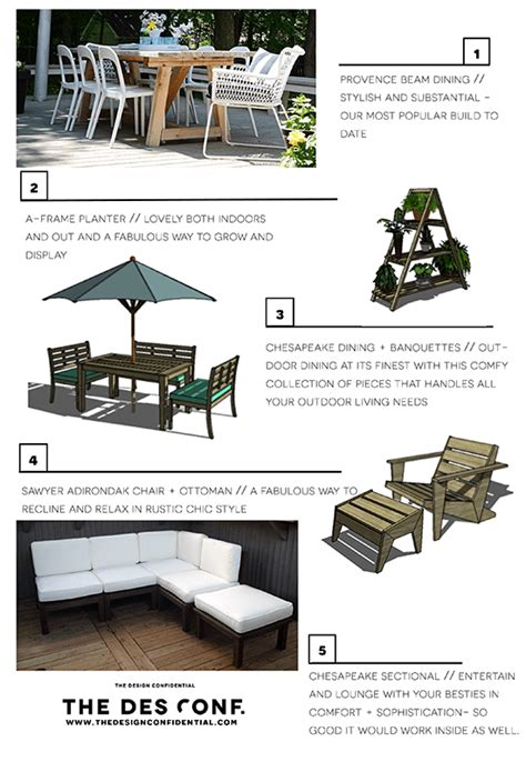 20 great diy furniture projects on a budget style motivation top 10 most popular diy outdoor furniture plans the