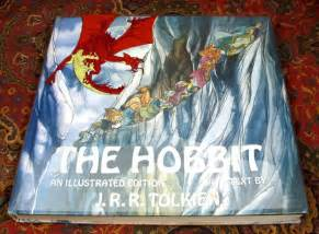 Illustrated Hobbit Book