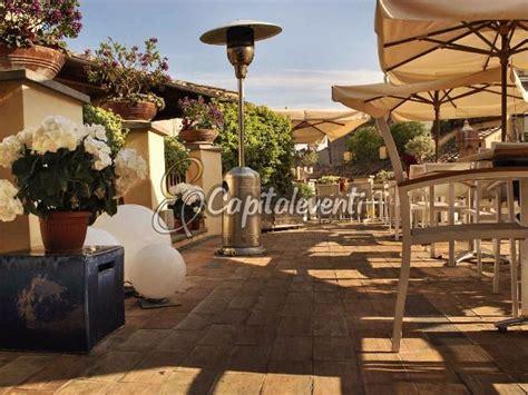 hotel con terrazza roma terrazze panoramiche per feste roma 347 1167581