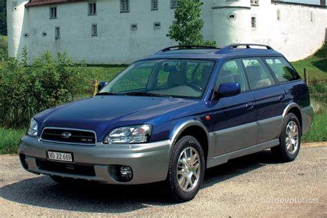 Subaru Outback Specs  2002, 2003 Autoevolution