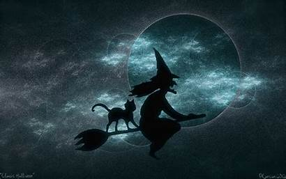 Halloween Witch Scary Backgrounds