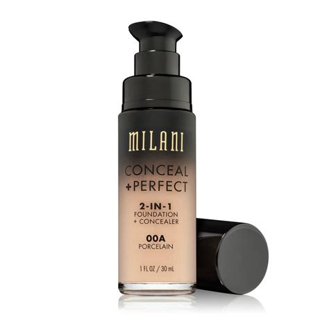 drugstore foundations allure