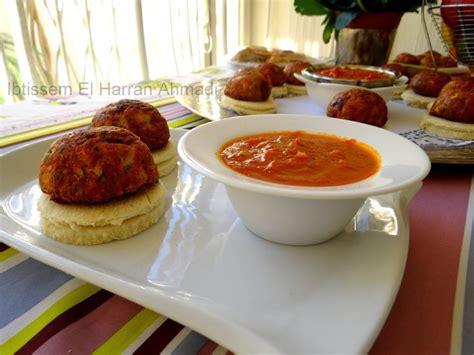 tastira cuisine tunisienne mbatten brouklou sans viande au four revisité boulettes
