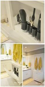 Clever, Diy, Bathroom, Storage, U0026, Organization, Ideas