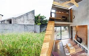 A Small but Practical Loft House /// Living ASEAN