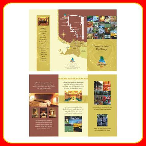 contoh brosur hotel cetak brosur jogja