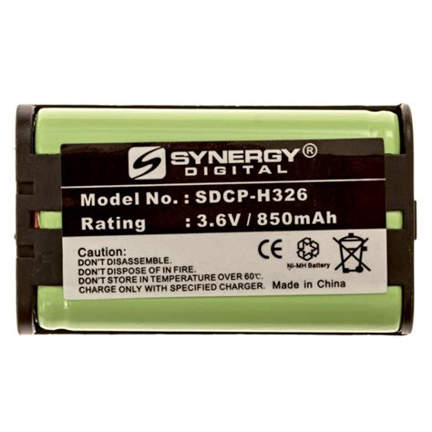 Sdcp H326 Ni Mh 36 Volt 850 Mah Ultra Hi Capacity