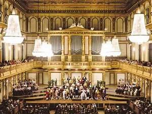 Orquesta Mozart de Viena Entradas Musikverein, Goldener Saal ConcertVienna
