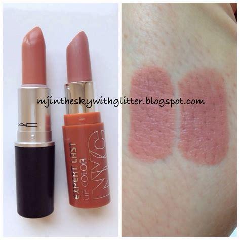 mac honeylove lipstick dupes blush