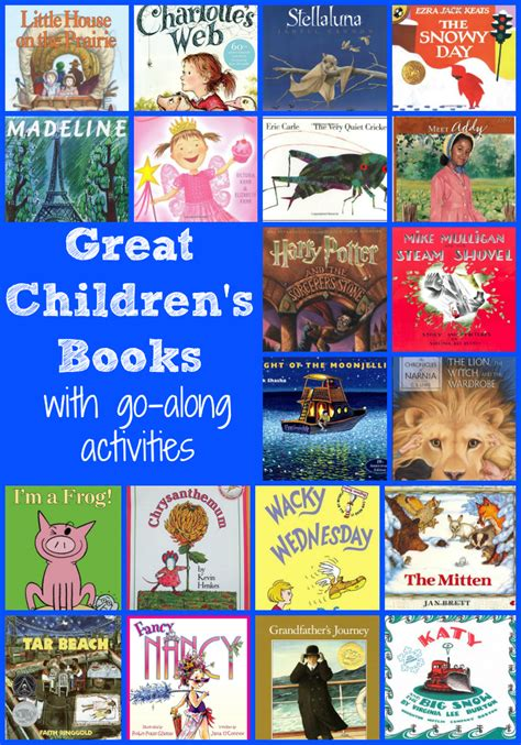 books creekside learning 572 | Childrens Books With Go Along Activities