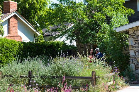 garden 4 in valley glen theodore payne plant
