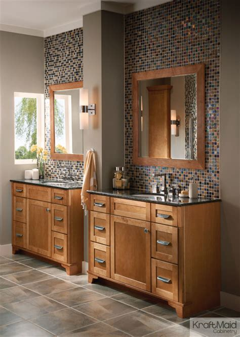 images of kitchens with maple cabinets kraftmaid maple square recessed panel door in praline 8979