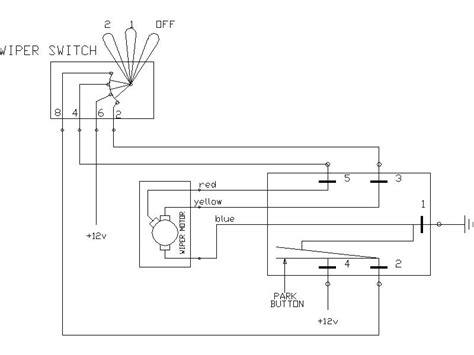 lucas 14w wiper motor wiring impremedia net