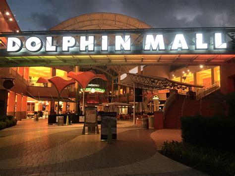 dolphin mall tulip shade structure miami fl hoover architectural
