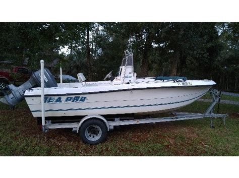 Sea Pro Boats For Sale In Florida by Sea Pro 1900 Boats For Sale In Florida