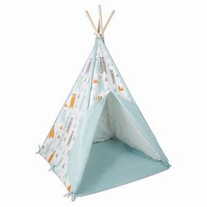 Tipi Zelt Kinder : kids world bear kinder tipi zelt pastellgr n online kaufen manor ~ Whattoseeinmadrid.com Haus und Dekorationen