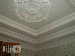 POP Ceiling The Best For New House In Lekki Phase 2