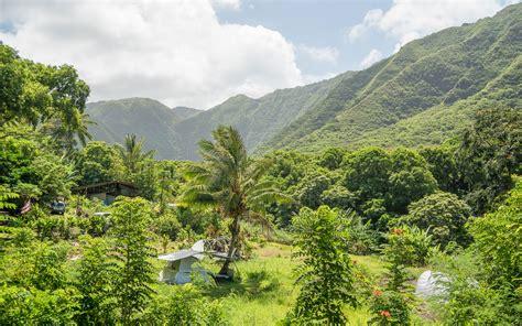 authentic hawaiian experience hiking halawa valley