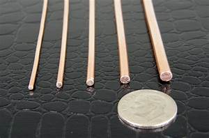 Copper Wire Gauge Sizes