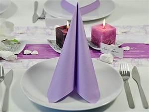 Tischdeko Shop De : serviette uni lilac 40x40cm 12 st ck moosgr n flieder gr n nach farben tischdeko ~ Watch28wear.com Haus und Dekorationen