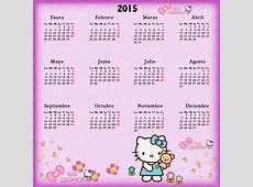 Hermosos Calendarios 2015 para guardar Información imágenes