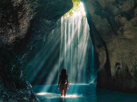 Tukad Cepung Waterfall Bali The Unforgettable Ubud Secret