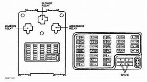 Nissan Micra K11 Fuse Box Diagram