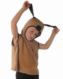BROWN DOG TABARD FANCY DRESS COSTUME FOR CHILDREN - KIDS ...