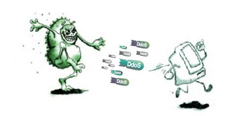 cyber attacks explained dos  ddos linux