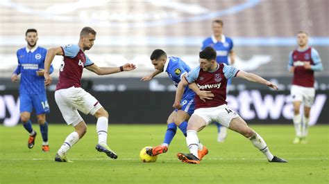 West Ham United player ratings vs Brighton- The 4th Official