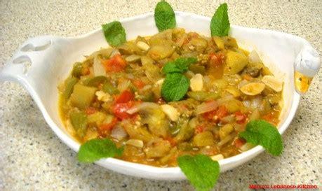 lebanese moussaka recipe sauteed eggplant musakkaat