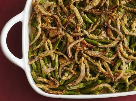 classic green bean casserole recipe food network kitchen