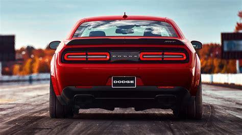 Dodge Challenger Srt Demon Reviews