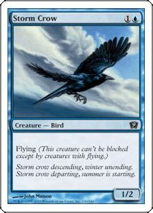 Storm Crow Meme - just for fun storm crow