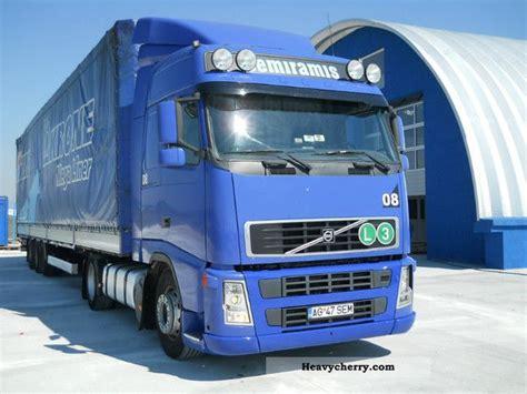2004 volvo truck volvo fh 12 2004 volume trailer photo and specs