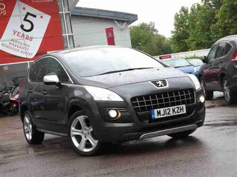 peugeot automatic diesel cars for sale peugeot 2012 3008 allure e hdi fap diesel grey semi auto
