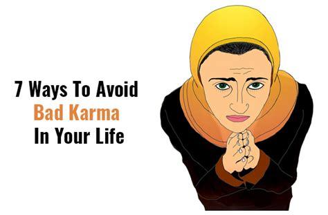 bad karma ways mindwaft avoid